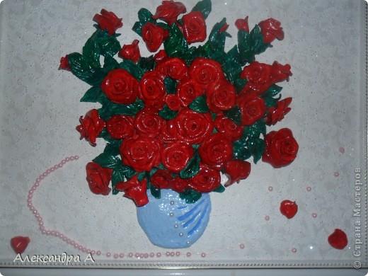 Букет роз. фото 6
