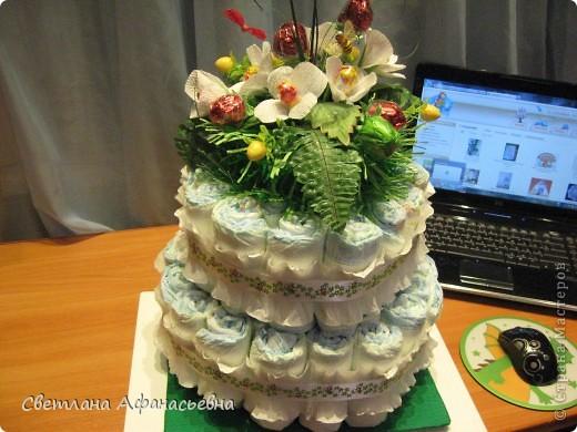 "ещё один ""тортик'' фото 1"