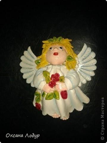 """Ангела увидела тут, в """"стране мастеров"""", так понравился, что решилась скопировать) Вышел не совсем так, но вроде тоже неплох.  фото 1"""