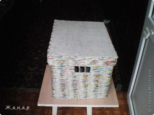 Моя первая коробка в пастельных тонах (большая-30смх40см) фото 1