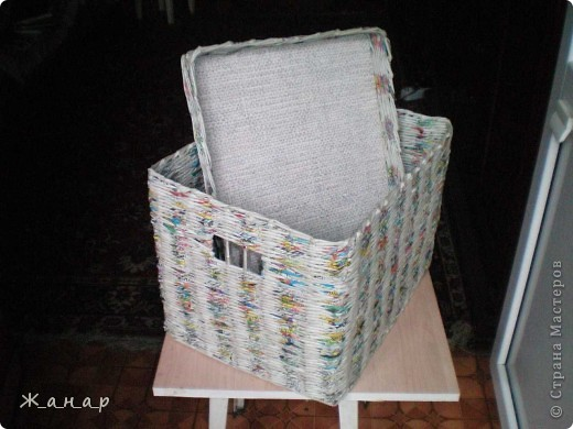 Моя первая коробка в пастельных тонах (большая-30смх40см) фото 2