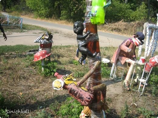 ★Красота из пластиковых бутылок!★ фото 34