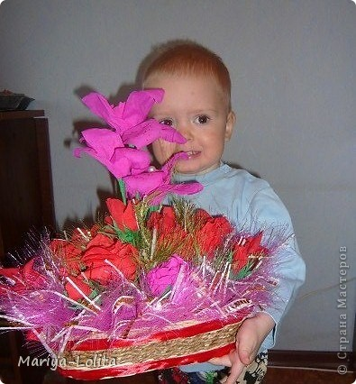 Сладкие цветы фото 1