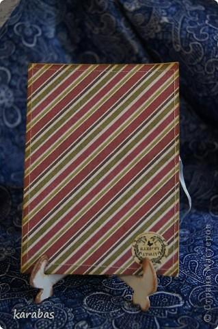 всем привет! сегодня я с открыточками! делались они просто и быстро. ну что, начнём:  первая открыточка из обрезков скрап-бумаги.  фото 15