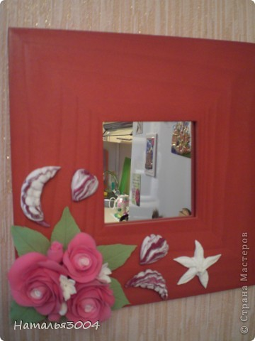 Зеркало в рамочке фото 3
