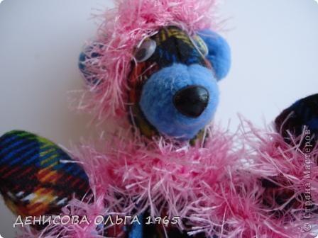 Знакомтесь - медведица Моня (почему Моня - не знаю, так назвали) фото 6
