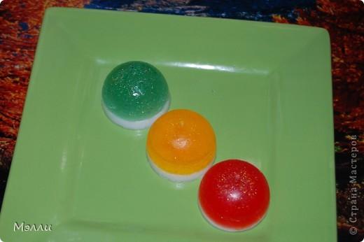 Это мыло делалось на конкурс, и, несмотря на его кажущуюся простоту, повозилась я с ним изрядно! :)) фото 7