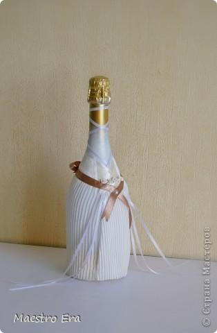 Наборчик для свадьбы в бело-золотых тонах. фото 3
