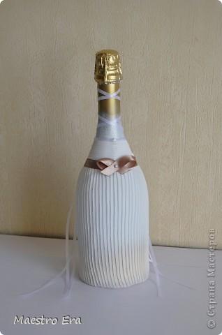 Наборчик для свадьбы в бело-золотых тонах. фото 2