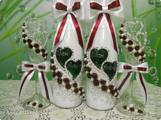 Спасибо большое за прекрастные работы-Юлие Свадьба.Ее работа с сердцами пользуется популярностью. фото 1