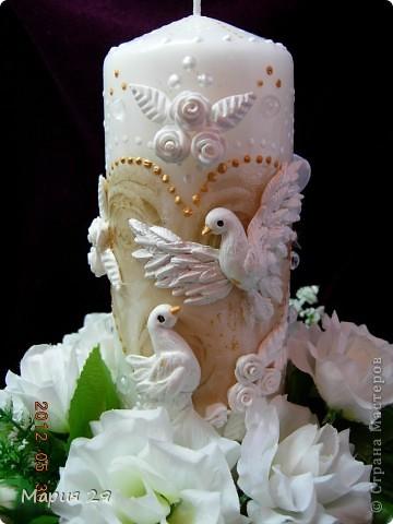 Свадебные голубки фото 2