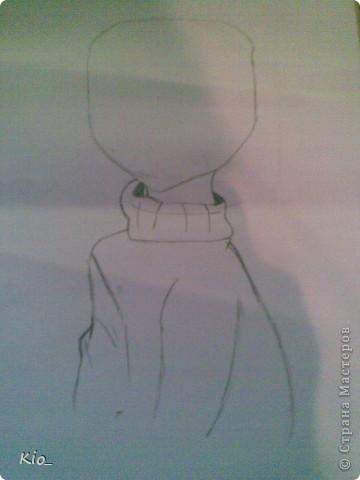 Мы рисуем его :-), комментируйте, пожалуйста. И у меня вопрос к вам:  делать мне продолжение по раскраске? Пишите в комментарии, спасибо фото 6