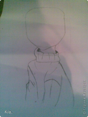 Мы рисуем его :-), комментируйте, пожалуйста. И у меня вопрос к вам:  делать мне продолжение по раскраске? Пишите в комментарии, спасибо фото 7