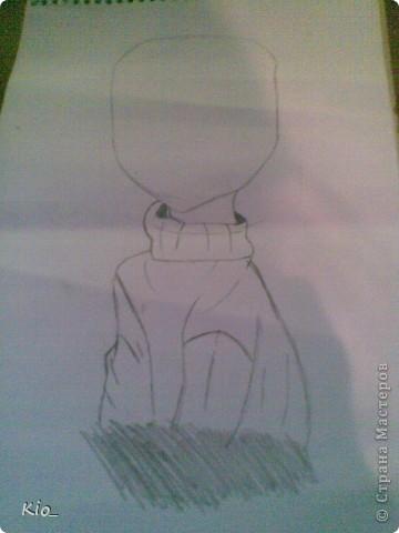 Мы рисуем его :-), комментируйте, пожалуйста. И у меня вопрос к вам:  делать мне продолжение по раскраске? Пишите в комментарии, спасибо фото 8