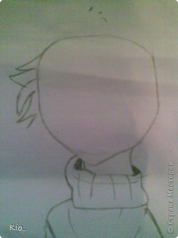 Мы рисуем его :-), комментируйте, пожалуйста. И у меня вопрос к вам:  делать мне продолжение по раскраске? Пишите в комментарии, спасибо фото 9