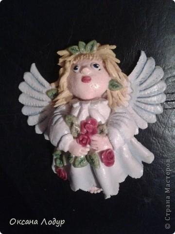 """Ангела увидела тут, в """"стране мастеров"""", так понравился, что решилась скопировать) Вышел не совсем так, но вроде тоже неплох.  фото 2"""