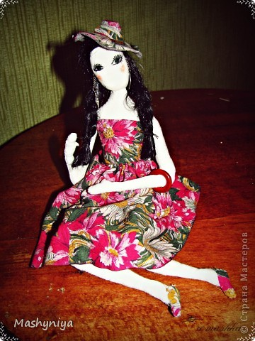 Кукла Тряпиенс фото 1
