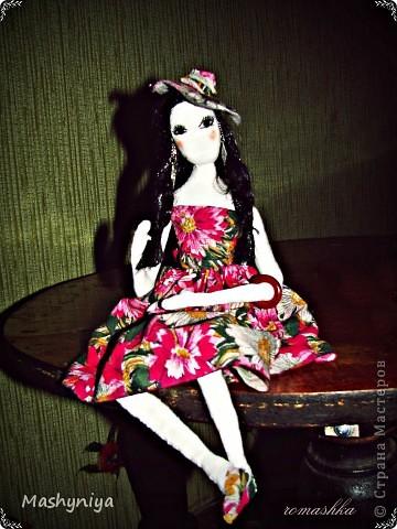 Кукла Тряпиенс фото 2