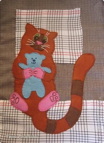 Матрасик в кошачью переноску фото 1