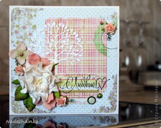 Лифтинг своей собственной открытки: фото 2