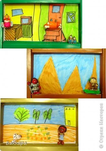 Композиции из игрушек фото 1