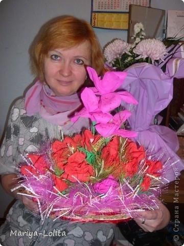 Сладкие цветы фото 2