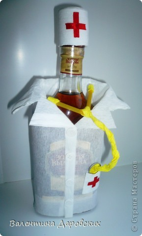 Во такой подарочек организовался самому главному шефу... фото 1