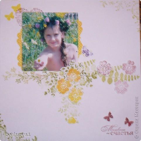 это моя первая внучечка...Лизонька...которая в предыдущем репортаже пекла пирог http://stranamasterov.ru/node/368112 ...только маленькая совсем... фото 5