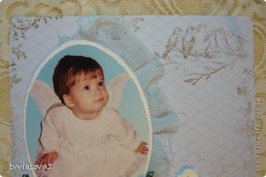 это моя первая внучечка...Лизонька...которая в предыдущем репортаже пекла пирог http://stranamasterov.ru/node/368112 ...только маленькая совсем... фото 4
