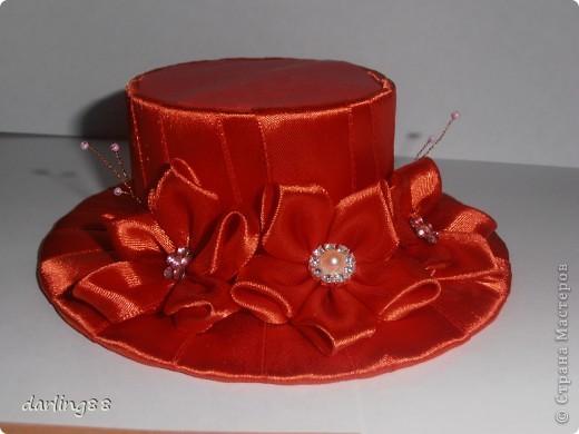 Очень понравился процесс создавания этой шляпки) фото 2