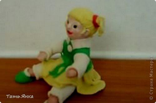 моя первая куколка из Х.Ф. фото 4