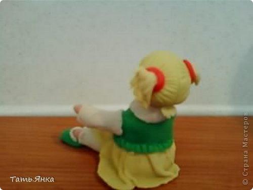 моя первая куколка из Х.Ф. фото 3