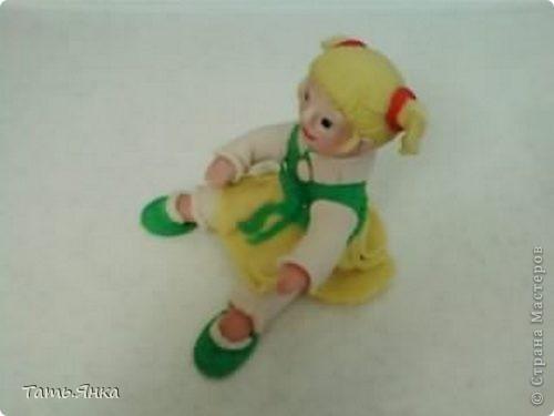 моя первая куколка из Х.Ф. фото 1