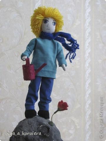Наверное, вам всем знаком маленький мальчуган с печальными глазами и золотыми волосами с маленькой далекой планеты, где у него растет его любимая роза. фото 4