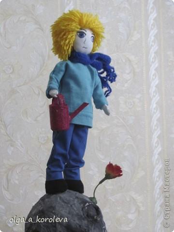 Наверное, вам всем знаком маленький мальчуган с печальными глазами и золотыми волосами с маленькой далекой планеты, где у него растет его любимая роза. фото 5