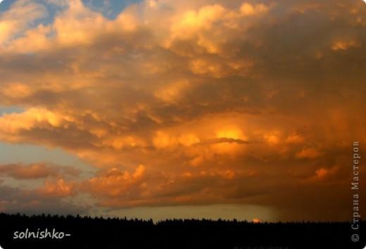 Закаты и восходы-2 (небо) фото 10