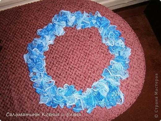 Это воротничок связан в подарок. фото 16