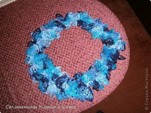 Это воротничок связан в подарок. фото 11