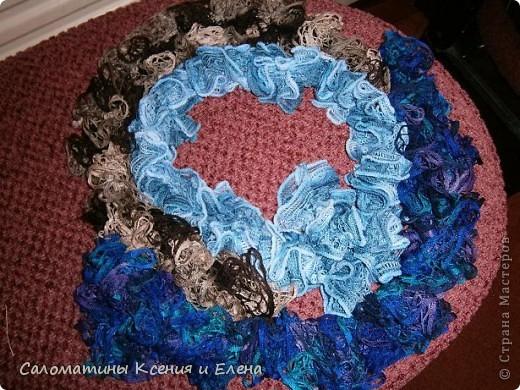 Это воротничок связан в подарок. фото 6