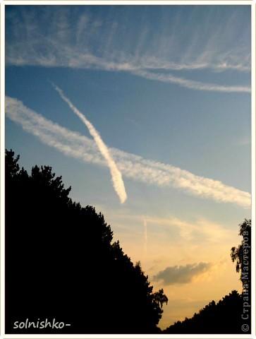Закаты и восходы-2 (небо) фото 3