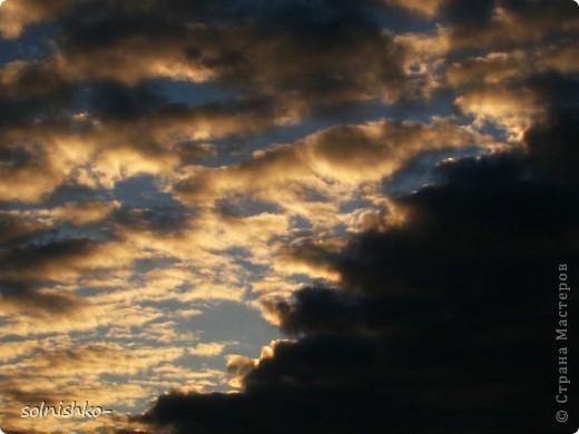 Закаты и восходы-2 (небо) фото 1