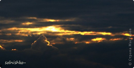 Закаты и восходы-2 (небо) фото 4