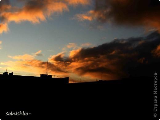 Закаты и восходы-2 (небо) фото 7