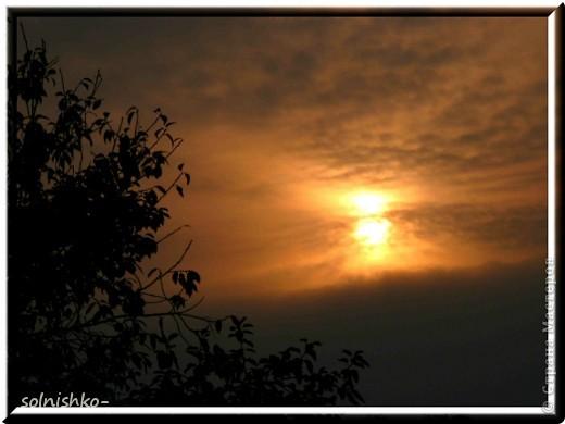Закаты и восходы-2 (небо) фото 8