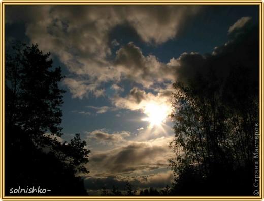 Закаты и восходы-2 (небо) фото 9