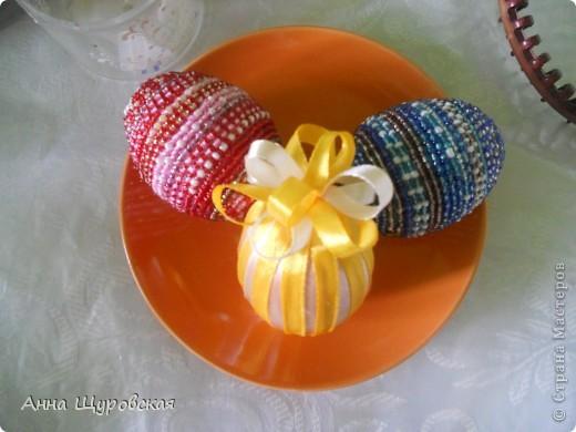 Спасибо большое Семещенко Ларисе за ее сувенирные яйца.Быстро,легко и просто.А главное родные в восторге.