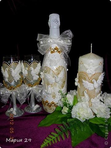 Свадебные голубки (дополнение) фото 2