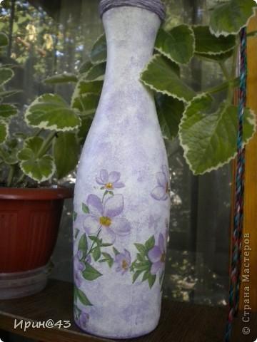 Кума принесла бутылочку,вот,что из этого вышло. фото 3