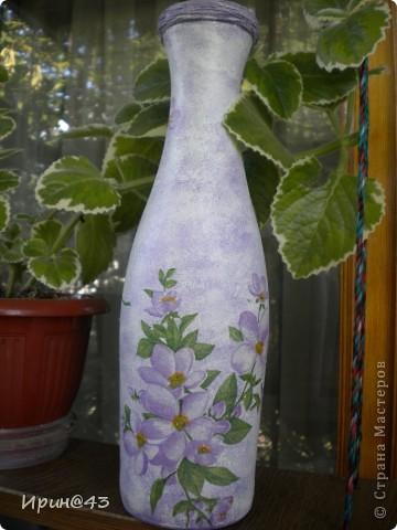 Кума принесла бутылочку,вот,что из этого вышло. фото 4