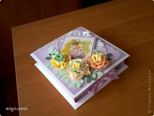 Нежная коробочка №2 фото 1